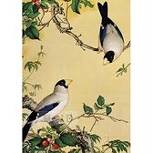 【台製拼圖】藝術拼圖系列 - HPN0108-005 清 郎世寧 仙萼長春 櫻桃桑鳲