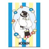 【Moomin】羅曼史(70*50) - 無框畫