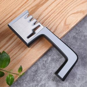 PUSH!廚房用品磨刀器磨刀石磨剪刀磨刀棒磨石D132