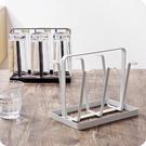 優思居鐵藝杯子收納架杯子架家用玻璃杯置物架水杯掛架杯架瀝水架 滿天星