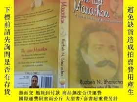 二手書博民逛書店the罕見last manathon A journey into the world of the parano