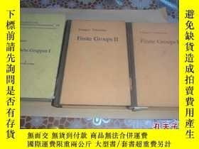 二手書博民逛書店Finite罕見Group l II(有限羣 英文版,第一卷 第