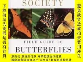 二手書博民逛書店The罕見National Audubon Society Field Guide To North Americ