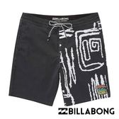 BILLABONG SUNDAYS LT 衝浪褲 (復古黑)【GO WILD】