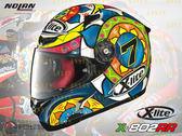 [中壢安信]義大利Nolan X-Lite X-802RR C.DAVIES SEPANG#90 複合纖維 全罩 安全帽