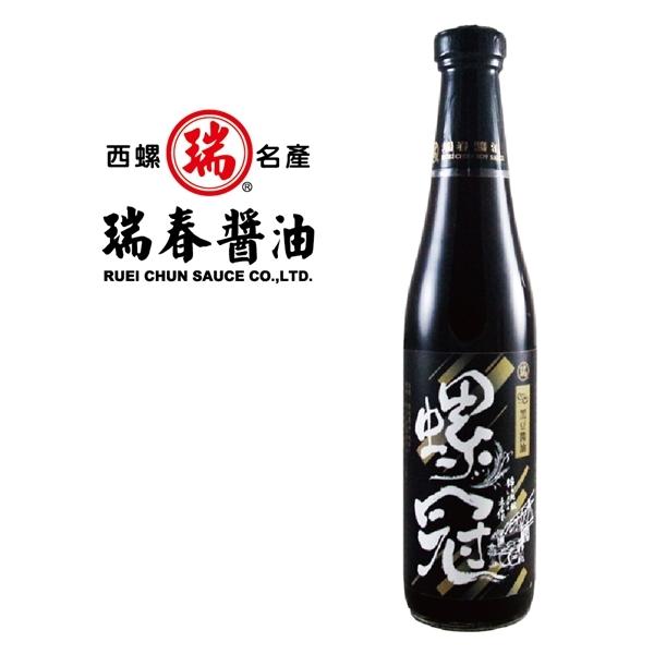 瑞春.螺冠清油(純素)(十二瓶入/箱)﹍愛食網