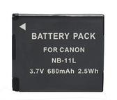 For 相機鋰電池 【125HS】 CANON NB-11L A3400 A2400 A2300 240HS 新風尚潮流