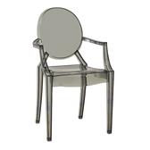艾迪煙燻扶手椅(18JF/488-14)【DD House】
