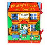 Maisy's House And Garden 波波的花園小屋 家家酒立體書