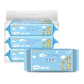 COSMED柔膚濕巾80片3入組【康是美】