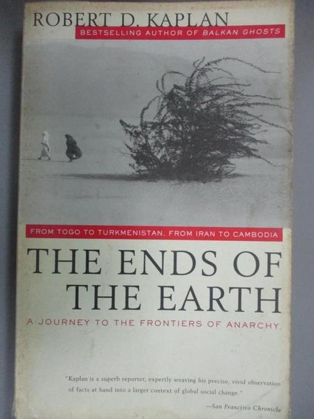 【書寶二手書T7/原文小說_NSN】The Ends of the Earth: From Togo to Turkme