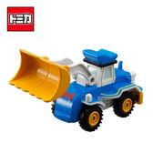 【日本正版】TOMICA DM-06 唐老鴨 推土機 玩具車 Disney Motors 多美小汽車 - 449898