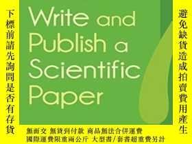 二手書博民逛書店How罕見To Write And Publish A Scientific Paper, 7th Edition