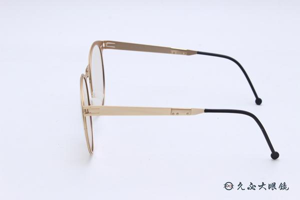 ROAV 偏光太陽眼鏡 Riviera - Mod.8103 ( 金框/變色墨鏡片 ) 薄鋼折疊墨鏡