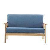 沙發椅 定制辦公室簡約休閒洽談西餐咖啡廳單人雙人卡座奶茶店桌椅組合布沙發【12週年慶】