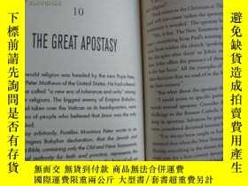 二手書博民逛書店END罕見TIMES FICTION (a biblical c