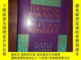 二手書博民逛書店TERMINAL罕見PARADOX THE NOVELS OF