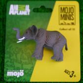【Mojo Fun 動物星球頻道 獨家授權】 迷你大象 387407