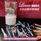 LISAN 粉彩美人彩妝筆+收納組 化妝刷具組 美容工具 美容用品 化妝刷 彩妝刷 化妝品收納 收納盒