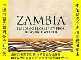 二手書博民逛書店Zambia:罕見Building Prosperity Fro