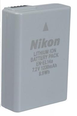 全新【密封包裝】Nikon EN-EL14a 原廠鋰電池【D3100 D3200 D5300 D5200 】