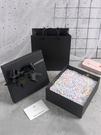 送禮ins精美包裝盒禮物盒空盒子定制大號口紅生日禮盒創意禮品盒  快速出貨