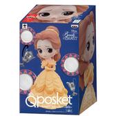 迪士尼Qposket 貝爾公主