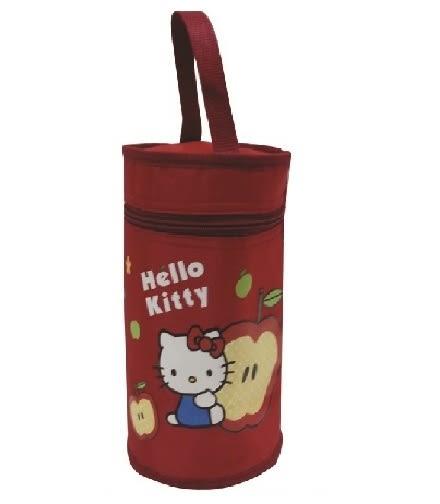 Hello Kitty /美樂蒂/PINGU圓形保溫便當袋