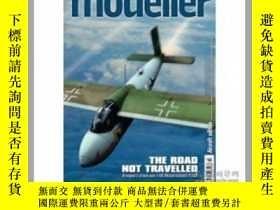 二手書博民逛書店Military罕見Illustrated Modeller 099. The Road Not Travelle