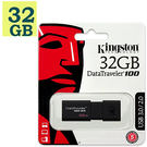 Kingston 32GB 32G 金士頓【DT100G3】Data Traveler 100 G3 DT100G3/32GB USB 3.0 原廠保固 隨身碟
