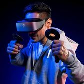 VR眼鏡大朋DPVR E3 360°多人steam遊戲套裝節奏光劍虛擬現實VR眼鏡 免運 DF