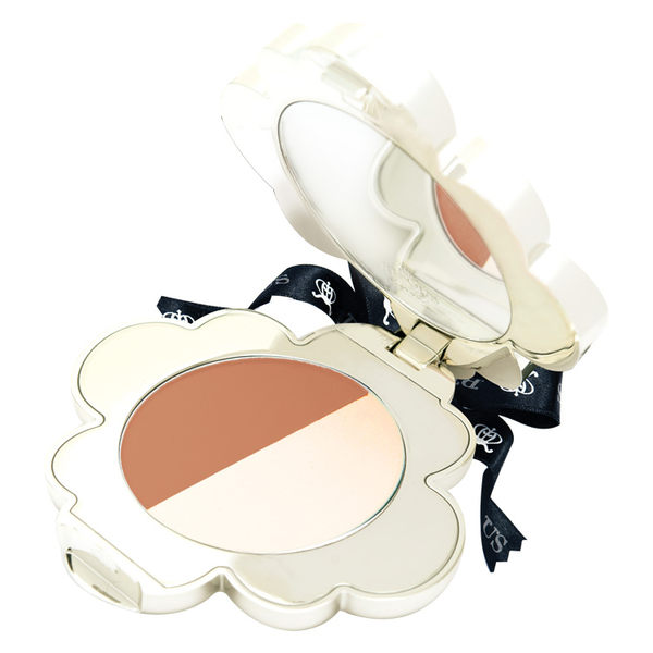 Bisous Bisous 臉部花朵修飾粉 (#1)