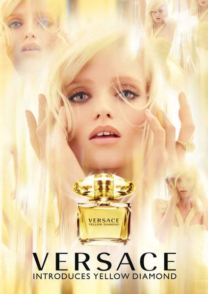 VERSACE 凡賽斯 Yellow Diamond 香愛黃鑽女性淡香水 30ml 04542《Belle倍莉小舖》