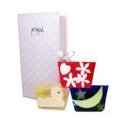 草本24_手工精油皂3件組禮盒 (90g*3)