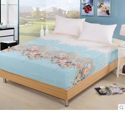 正品 單件床單防滑純棉床罩