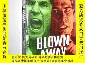 二手書博民逛書店Blown罕見Away by Kirk Mitchell 英文原