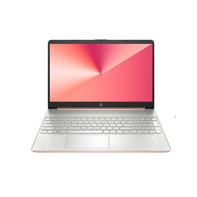 HP 15S-FQ2007TU 大螢幕輕薄15吋筆電(粉)【Intel Core i7-1165 G7 / 8GBx2 / 1TB M.2 SSD / Win 10】