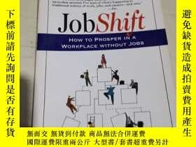 二手書博民逛書店Job罕見shift How to Prosper in a W