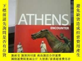 二手書博民逛書店Lonely罕見Planet: Athens孤獨星球:雅典 [平