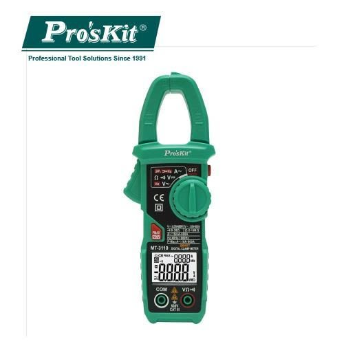 Pro sKit寶工MT-3110  3又5/6智慧型鉗型電錶