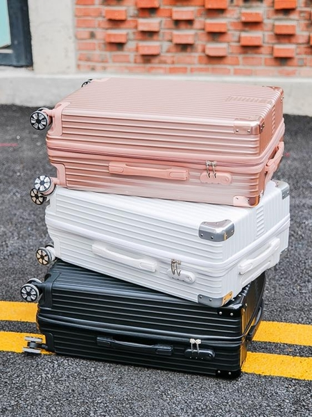 馬菲尼行李箱ins萬向輪旅行箱24寸男女潮拉桿箱包密碼皮箱子