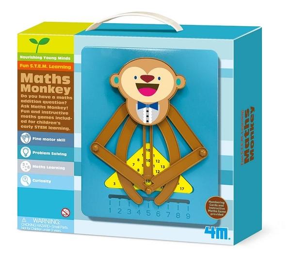 猴子數學小老師 Math Monkey