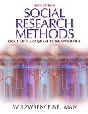 二手書博民逛書店《Social Research Methods: Qualitative and Quantitative Approaches》 R2Y ISBN:0205465315