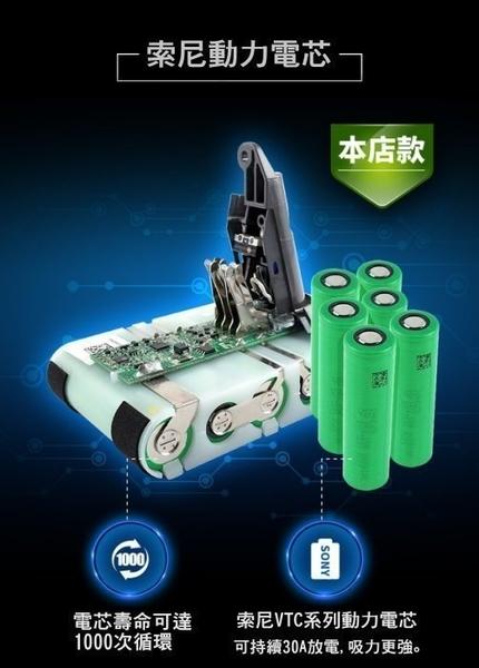 戴森 Dyson 原廠規格 最高容量 4000mAh V8 電池 適用 V8 SV10 加贈前後濾心 與 拆機螺絲刀