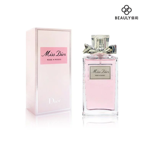 Dior迪奧 Miss Dior漫舞玫瑰淡香水 50ml《BEAULY倍莉》