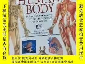二手書博民逛書店The罕見Human Body (An Illustrated Guide to Its Structure, F