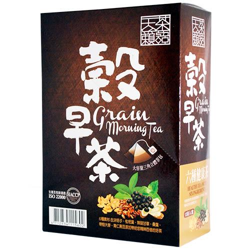 阿華師茶業 穀早茶-穀早茶-六種健康茶盒裝12(袋)入[衛立兒生活館]