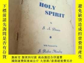 二手書博民逛書店THE罕見HOLY SPIRIT(英文書)Y26894 請看圖片