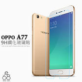9H 鋼化玻璃 OPPO A77 5.5吋 手機保護貼 螢幕保護貼 防刮 防爆 手機膜 鋼化
