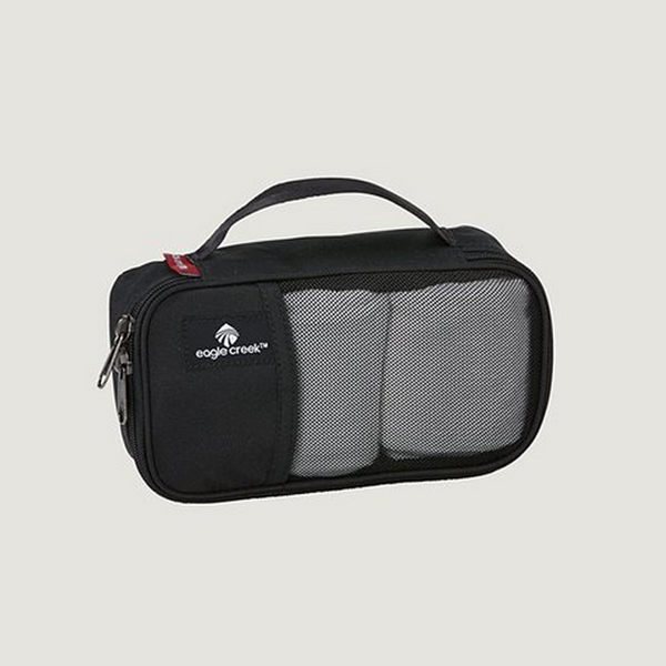 【Eagle Creek美國人氣旅遊配件】1.2L收納打理包 (黑)